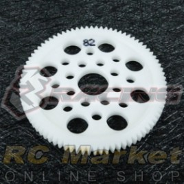 3RACING 3RAC-SG4882 48 Pitch Spur Gear 82T