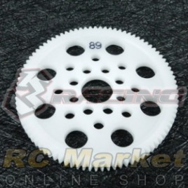 3RACING 3RAC-SG4889 48 Pitch Spur Gear 89T