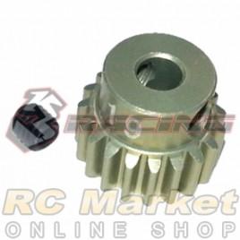3RACING 3RAC-PG4819 48 Pitch Pinion Gear 19T (7075 w/Hard Coating)