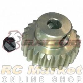 3RACING 3RAC-PG4824 48 Pitch Pinion Gear 24T (7075 w/Hard Coating)