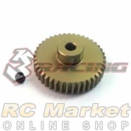 3RACING 3RAC-PG4841 48 Pitch Pinion Gear 41T (7075 w/Hard Coating)