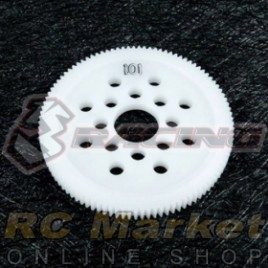 3RACING 3RAC-SG64101 64 Pitch Spur Gear 101T