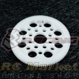 3RACING 3RAC-SG64104 64 Pitch Spur Gear 104T