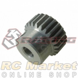 3RACING 3RAC-PG6424 64 Pitch Pinion Gear 24T (7075 w/Hard Coating)