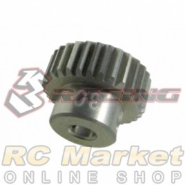 3RACING 3RAC-PG6430 64 Pitch Pinion Gear 30T (7075 w/Hard Coating)