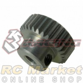 3RACING 3RAC-PG6431 64 Pitch Pinion Gear 31T (7075 w/Hard Coating)