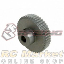3RACING 3RAC-PG6445 64 Pitch Pinion Gear 45T (7075 w/Hard Coating)