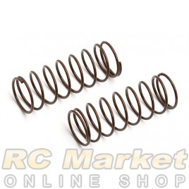 ASSOCIATED 6493 Front Shock Springs, Brown, 2.80 lb