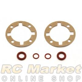 ASSOCIATED 9831 SC10 Gear Diff O-Ring Set