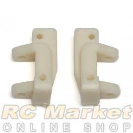 ASSOCIATED 6213 RC10 Front Caster Blocks, 15 deg.
