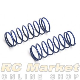 ASSOCIATED 6497 Front Spring/Macro Springs, Blue, 4.20 lb