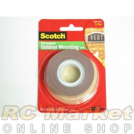 3M 4011 Double Side Tape 25.4mm X 1.51M
