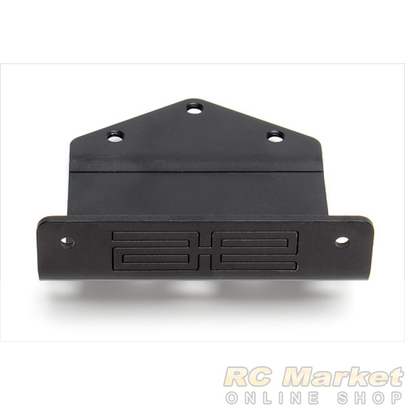 ASSOCIATED 6309 RC10 Nose Plate, Black
