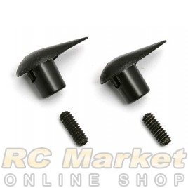 ASSOCIATED 6190 Wing Mounts, Adjustable (Wing-Things)