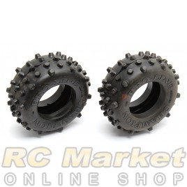 ASSOCIATED 6815 RC10 Champion Rear Tires