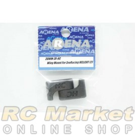 ARENA 3DWM-ZR-HC Wing Mount For ZooRacing HELLCAT (2)