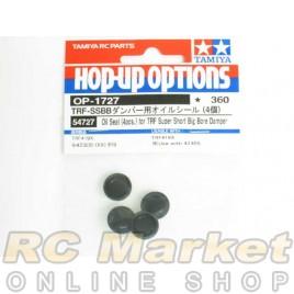 TAMIYA 54727 Oil Seal (4pcs) for TRF Super Short Big Bore Damper