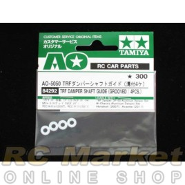 TAMIYA 84292 AO Parts AO-5050 TRF Damper Shaft Guide (4 with Groove)
