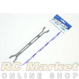 XRAY 301162 T4F Upper Deck 2.0mm Graphite