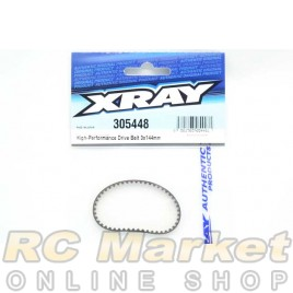 XRAY 305448 High-Performance Drive Belt 3x144mm