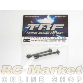 TAMIYA 42239 TRF Series Drive Shaft for Double Cardan - 42 sizes (2)