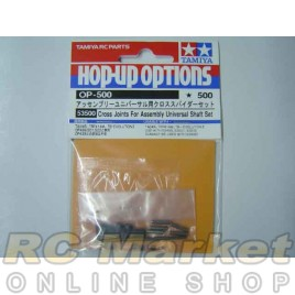 TAMIYA 53500 Cross Spider Set for Assembly Universal