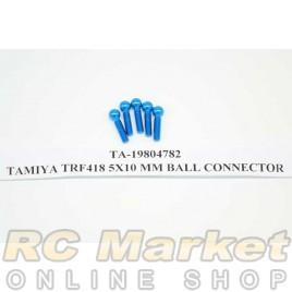 TAMIYA 19804782 TRF418 5x10 mm Ball Connector