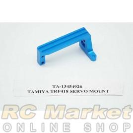 TAMIYA 13454926 TRF418 Servo Mount