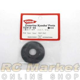 KYOSHO VZ413-55 2nd Spur Gear (55T/R4)