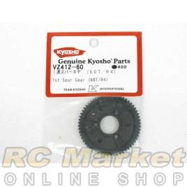 KYOSHO VZ412-60 1st Spur Gear (60T/R4)