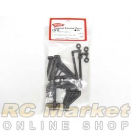 KYOSHO VZ206 Front Suspension Arm Set (RRR)