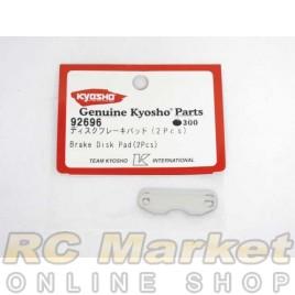 KYOSHO 92696 Brake Disk Pad (2)