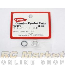 KYOSHO VZ422 Servo Saver Nut (R4)