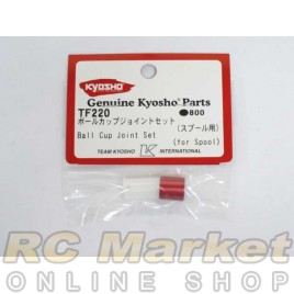 KYOSHO TF220 Ball Cup Joint Set (for Spool)