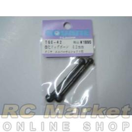SQUARE TGE-42 Reinforced Universal Dog Bone L 42 mm (Tamiya General Purpose)