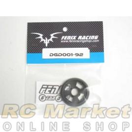 FENIX DGD001-92 Gear Diff - Spur Gear 92