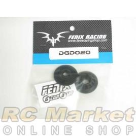FENIX DGD020 Gear Diff - Ring Gears L+R
