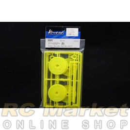 KAWADA SK-8Y Wheel Holder Yellow (3 sets)
