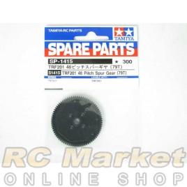 TAMIYA 51415 TRF201 48 Pitch Spur Gear (79T)