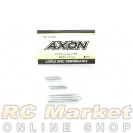 AXON PS-PS-X001 HVF Low Friction Sus Arm PIN XRAY T4 SET