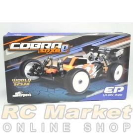SERPENT 600018 Cobra SRX8E buggy 1/8 EP