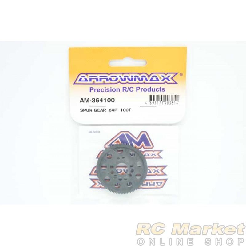 ARROWMAX 364100 Spur Gear 64P 100T