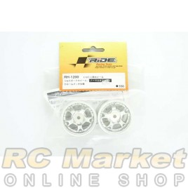 RIDE RH-1200 Mini 5W Spokes Normal Chrome Plated