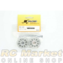 RIDE RH-1220 Mini 10-Spoke Normal Chrome Plating