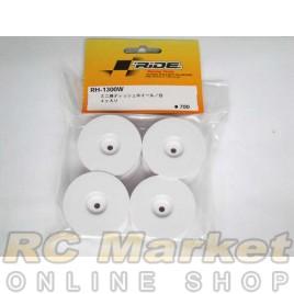 RIDE RH-1300W Mini Dish Wheel White 4 pieces