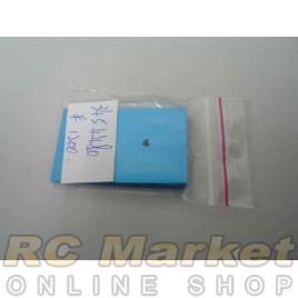 TAMIYA 3454480 Alum. Air Duct LB Color TRF415MSXX/TA05MS