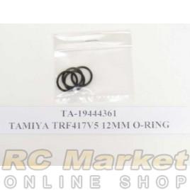 TAMIYA 19444361 TRF417V5 12mm O-Ring
