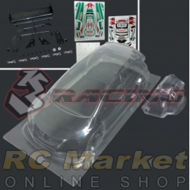 3RACING LBD-CIVICMK9/HK Civic MK9 Body (1pc)