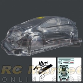 3RACING LBD-MK9F MK9F Body Set (1pc)