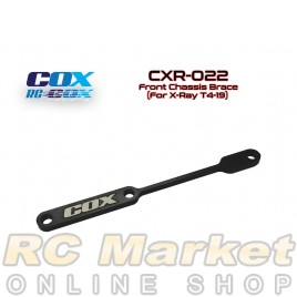 RC-COX CXR-022 Front Chassis Brace (For Xray T4'19)
